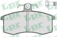 Тормозные колодки передние для Lada Priora (2007-...)