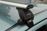 Багажник Lux для Kia Cerato II (с аэродинамическими дугами)
