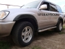 Расширители колесных арок для Toyota Land Cruiser 100 1998-2007 г.в.