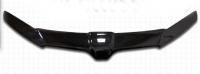 Дефлектор капота (мухобойка) на Skoda Octavia III 2013-...г.в.