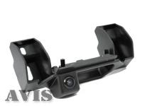 Камера заднего вида Avis для Suzuki SX4 с ручкой багажника