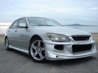 Аэродинамический обвес Extreme для Toyota Altezza is200 1998-2005 г.в. седан