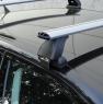 Багажник Lux для Chevrolet Lanos (с аэродинамическими дугами)