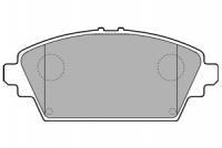 Тормозные колодки передние для Nissan Primera P12 (2002-2007)