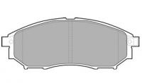 Тормозные колодки передние для Infinity FX35 и FX45 (2003-...)