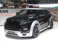Аэродинамический обвес Hamann для Land Rover Range Rover Evoque