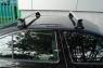 Багажник Lux для Chevrolet Aveo хэтчбек 2003-2011 г.в. (с аэродинамическими дугами)