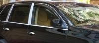 Дефлекторы окон (ветровики) для Porsche Cayenne (2002-2010 г.в.)