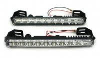 Ходовые огни дневного света Sho-Me DRL-820 WCB (2 шт. по 20 ламп)