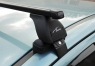 Багажник Lux для Hyundai Sonata V-VI (с прямоугольными дугами)