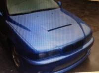 Капот с жабрами G Power для BMW-5 серии E-39 1995-2003 г.в. седан