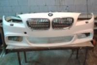 Бампер передний Perfomance на BMW-5 серии F10 2010-...г.в.