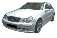 Аэродинамический обвес для Mercedes Benz C-class W203 кузов 2000-2004 г.в.