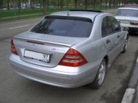 Дефлектор на заднее стекло для Mercedes Benz C-class 203 кузов 2000-2004 г.в.