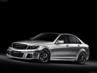 Аэродинамический обвес Brabus Bullit V12 для Mercedes Benz C-class W204 кузов, седан 2007-...г.в.