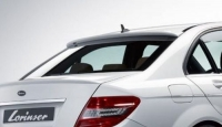 Дефлектор на заднее стекло для Mercedes Benz C-class 204 кузов 2007-...г.в.