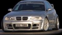 Бампер передний SEIDL для BMW-3 серии E46 1998-2005 г.в.