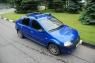 Багажник Lux для Renault Logan (с аэродинамическими дугами)