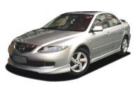 Аэродинамический обвес вариант Б для Mazda 6 седан 2006-2007 г.в.