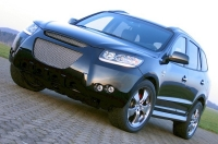 Бампер передний ATH для Hyundai Santa Fe 2006-2010 г.в.