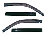 Дефлекторы окон (ветровики) для Lada Kalina универсал